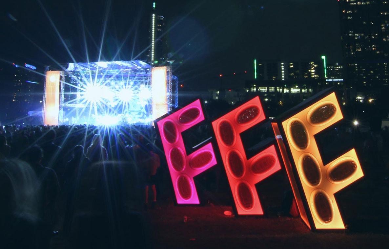 Ludens Fun Fun Fun Fest in Austin